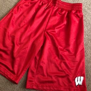 Other - REDUCED TO SELL🔴WISCONSIN BADGERS SHORTS